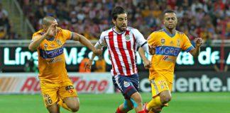 Chivas y Tigres empata sin goles