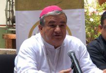 Necesaria una estrategia integral para combatir la inseguridad: arzobispo