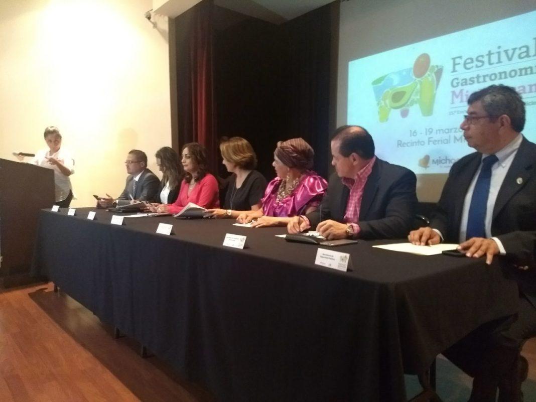 Buscan fomentar la Cultura Culinaria en Michoacán