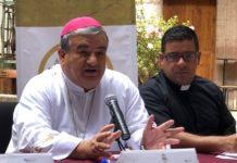 Por agua, sería la tercera gran guerra: Iglesia Católica