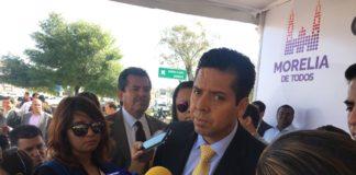 Toño García Conejo minimiza inseguridad en Michoacán