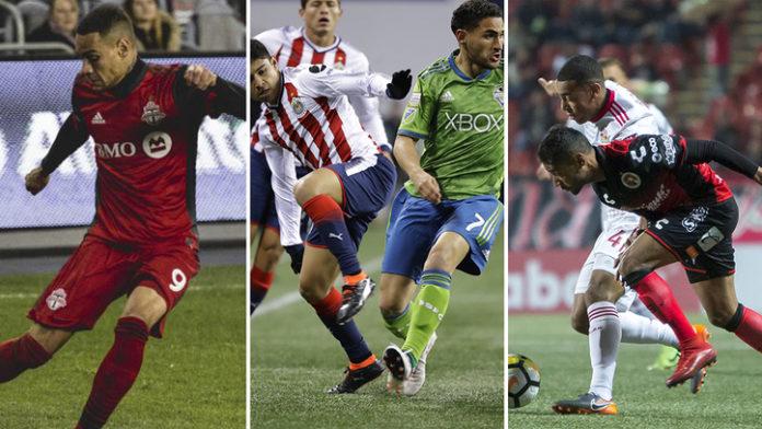 Equipos de la MLS con ventaja sobre los de la Liga MX