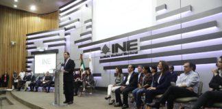 Pide INE a gobiernos no intervenir en proceso electoral