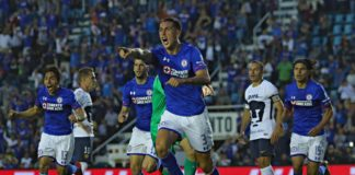 Cruz Azul rescata agónico empate ante Pumas