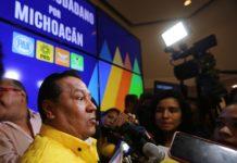 PRI impidió alianza PAN-PVEM en Michoacán