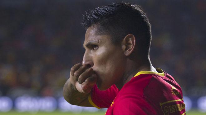 Raúl Ruidíaz habla en México sobre la Selección Peruana