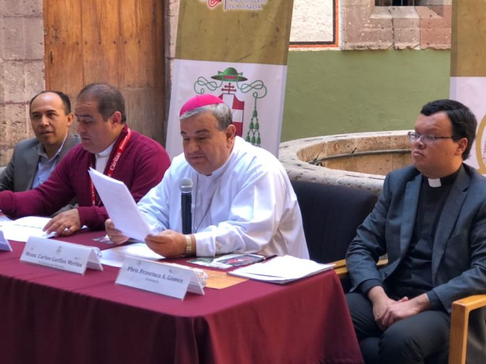 Ley de Seguridad Interior debe ser transitoria: arzobispo