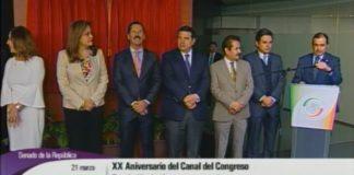 Refuerza Canal del Congreso transparencia y rendición de cuentas del Legislativo