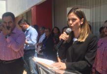 No se reinstalará proceso interno: Daniela de los Santos