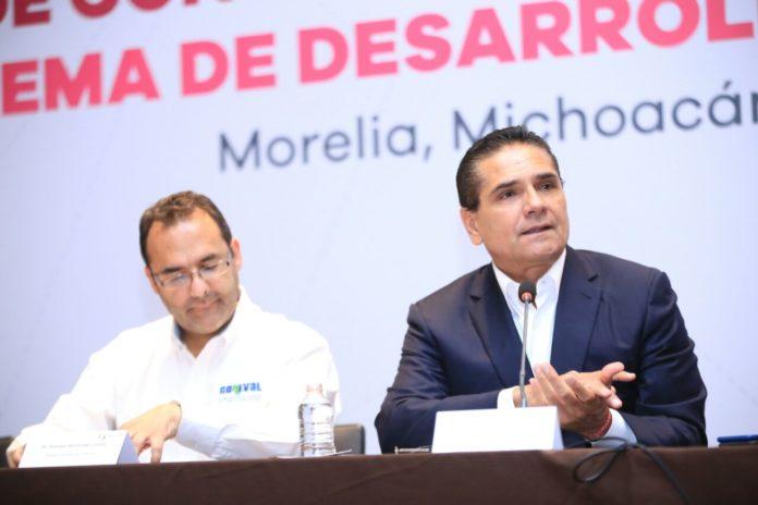 La pobreza en Michoacán se debe a la falta de gobernabilidad e inseguridad: Silvano