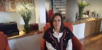 Expone Margarita Zavala por qué renunció al recurso del INE