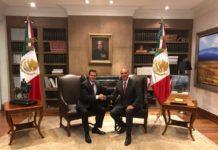 EPN recibió la renuncia de Calzada Ruviroza a la Sagarpa