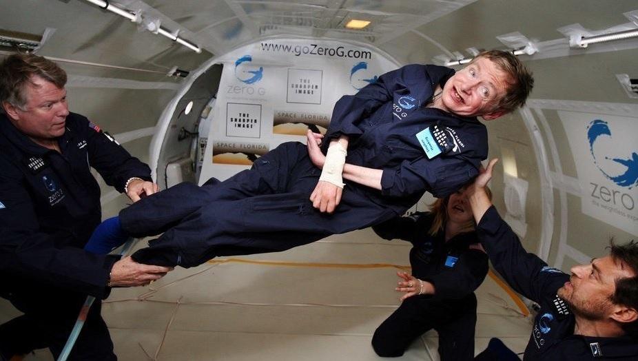Se despide UNAM de Stephen Hawking
