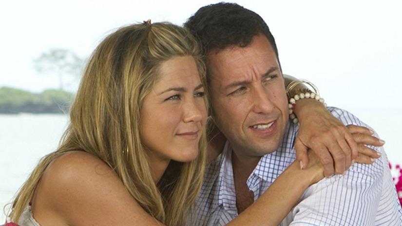 Jennifer Aniston se reunirá con Adam Sandler en la comedia