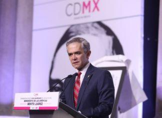 Anuncia Mancera que dejará la jefatura de la CDMX