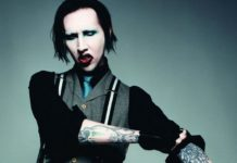"""Marilyn Manson lanza""""teaser"""" de su nuevo sencillo"""