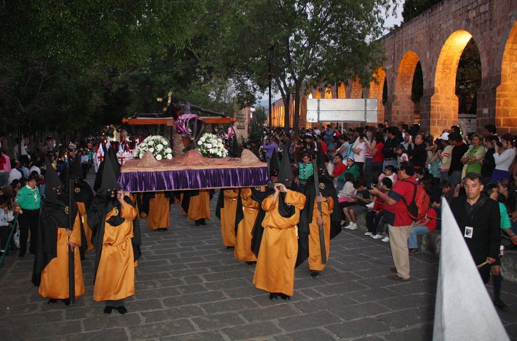 Procesión del Silencio, tradición y muestra de devoción de morelianos
