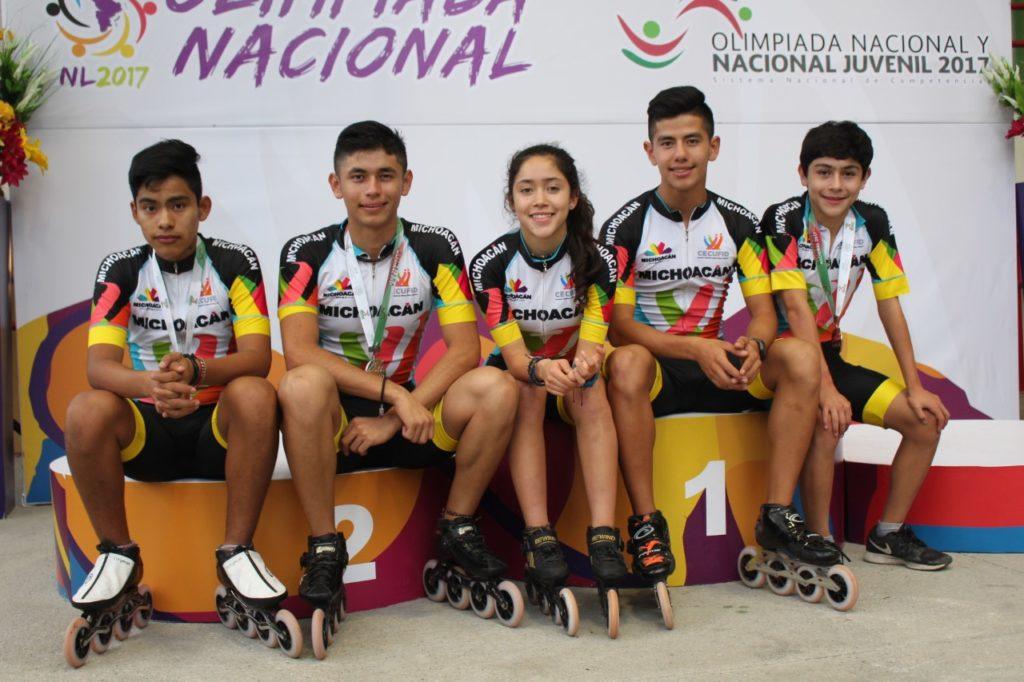Tamaulipas va con más fuerza a la Olimpiada Nacional 2018