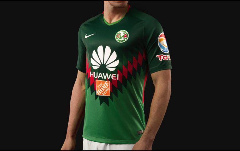 América rinde homenaje a México con su nuevo uniforme