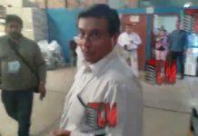 Subdirector de Recursos Materiales de SSM agrede a trabajador