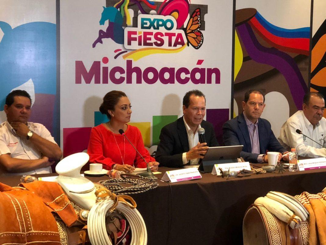 Lista la Expo Ganadera de Michoacán 2018