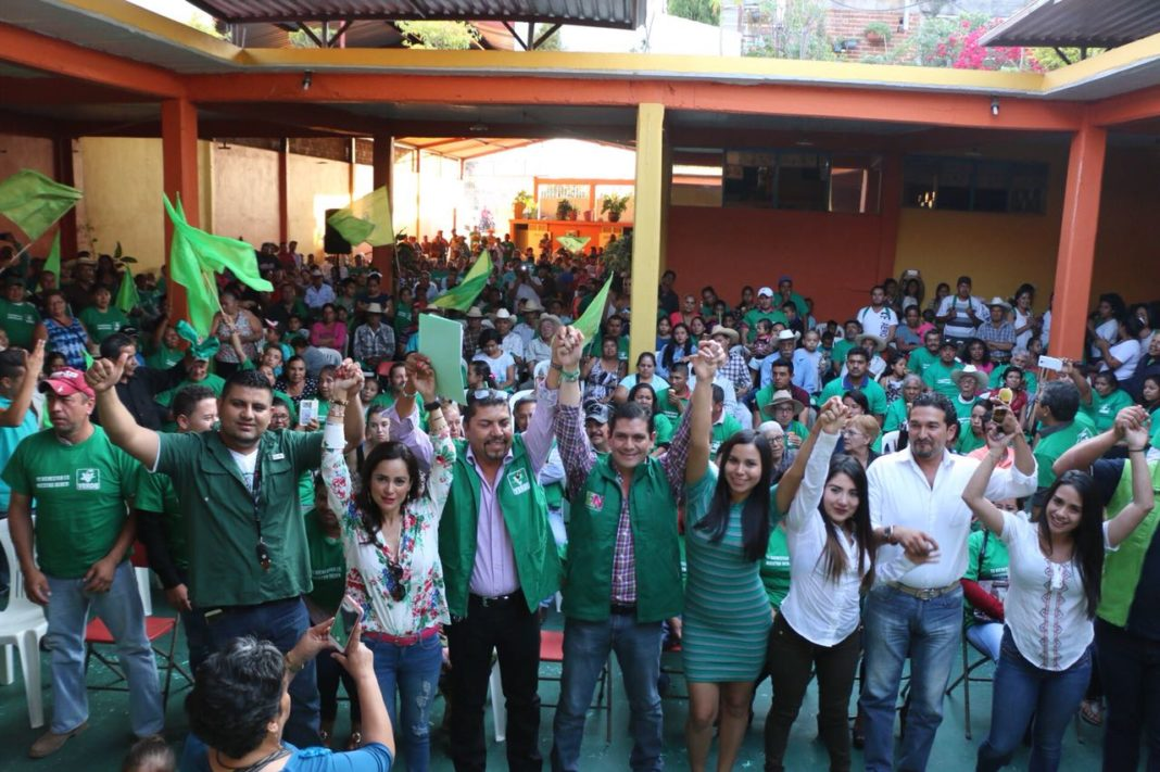 Partido Verde, ejemplo de cercanía y honestidad con los michoacanos