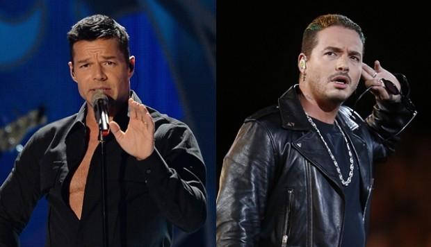Ricky Martin y J Balvin actuarán en los Premios Billboard