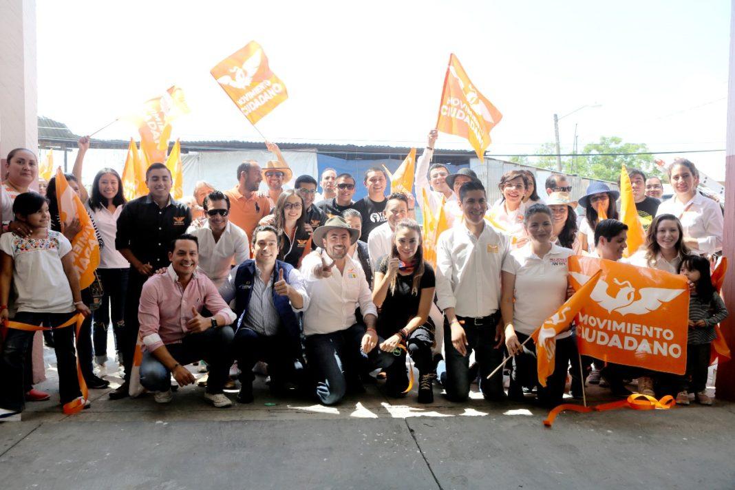 Arranca campaña Meño Antúnez por Diputación Federal Distrito 8 Morelia