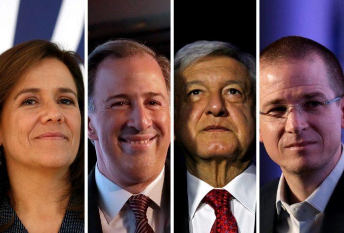 Revelan encuesta de presidenciales en Facebook, crece ventaja de AMLO