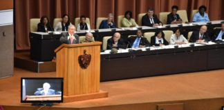 Eligen nuevo presidente en Cuba