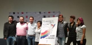 Revelan cartel de la Marcha del Orgullo LGBTTTI 2018