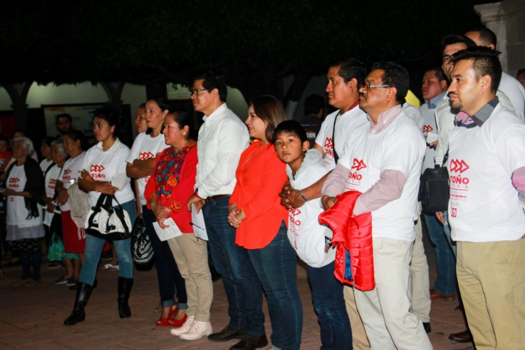 Trabajaremos por un mejor Michoacán: Antonio Sosa