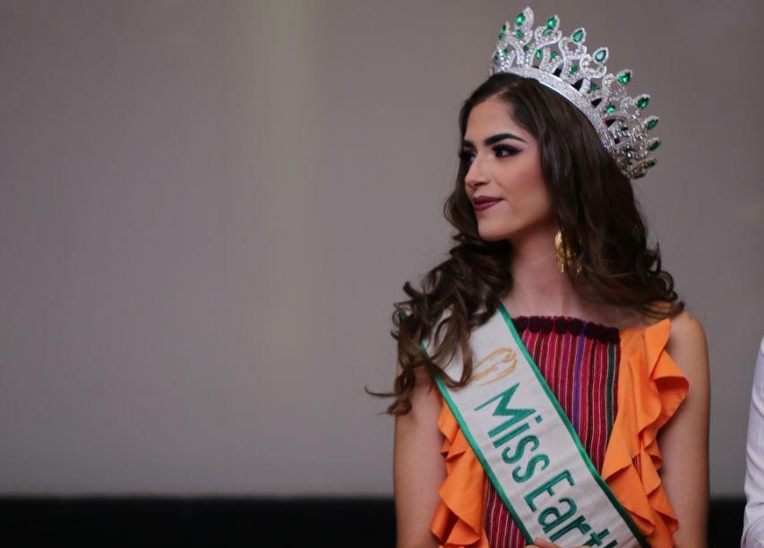 """Con proyecto de """"libretas reusables"""", busca corona Miss Earth Michoacán"""
