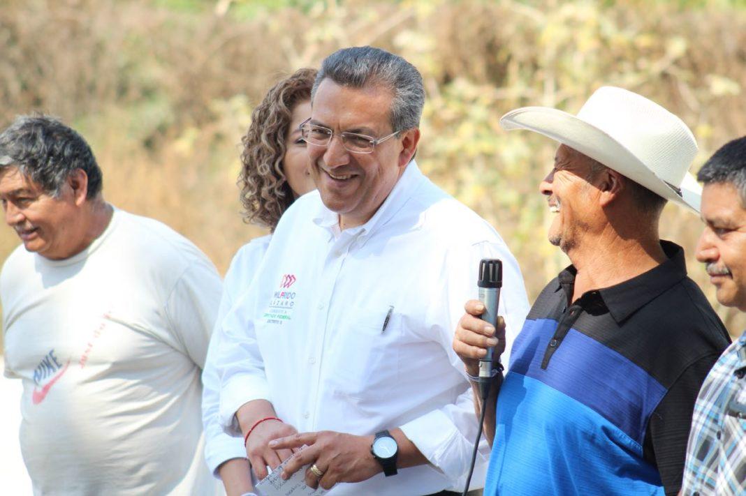Presenta Lázaro Medina propuestas para el Distrito 8