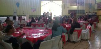 Xochitl Ruiz sostiene reunión con mujeres priistas