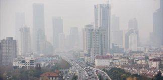 Contaminación del aire la cuarta cusa de mortalidad en el mundo