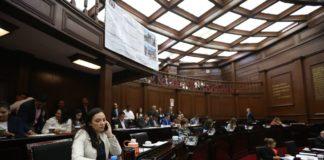 Reestructuran comisiones del Congreso del Estado por llegada de suplentes