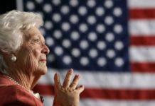 Fallece Barbara Bush, exprimera dama de EUA