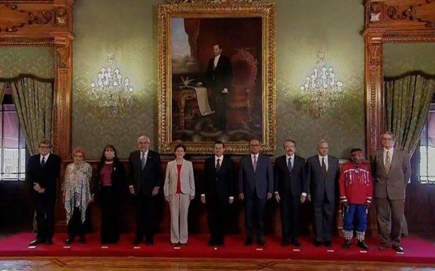 Peña Nieto anuncia nuevos planes de estudio en preescolar y primaria