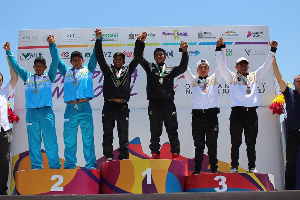 Lista delegación Tamaulipas para la Olimpiada Nacional 2018