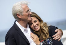 Richard Gere se casa con Alejandra Silva