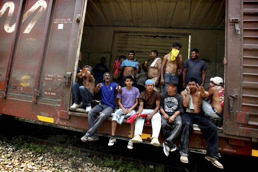 migrantes desaparecidos México