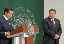 En la administración de Enrique Peña Nieto han presidido la secretaria Enrique Martínez y Calzada Rovirosa.