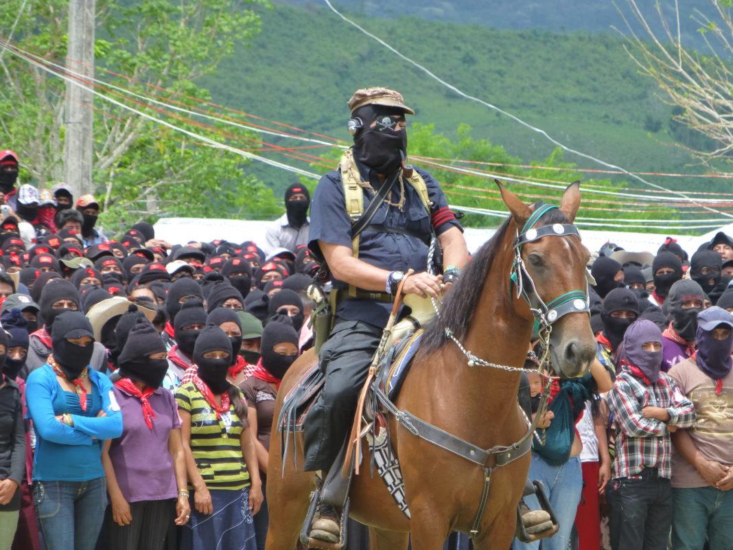 Apoyaría EZLN a Marichuy si se suma a candidato presidencial