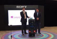 Presentan Sony innovación en sonido en México