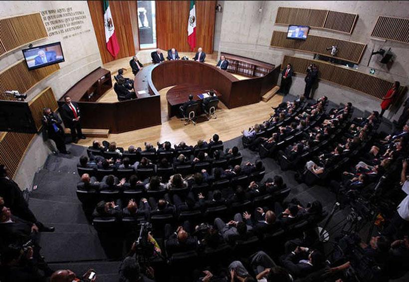 TEPJF confirma multas contra Morena