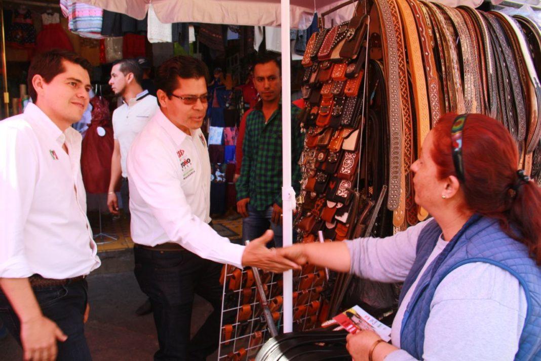 Atenderán Antonio Sosa y Toño Ixtláhuac necesidades de Puruándiro