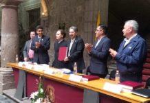 La Universidad Michoacana como eje central de Morelia