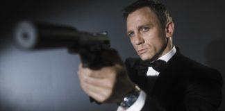 Daniel Craig regresa como el Agente 007