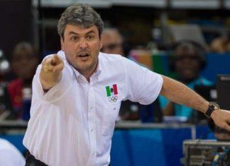 Sergio Valdeolmillos termina su era en la Selección Mexicana de Básquetbol